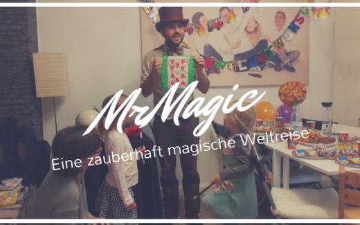 hierkommtmama - Mr Magic